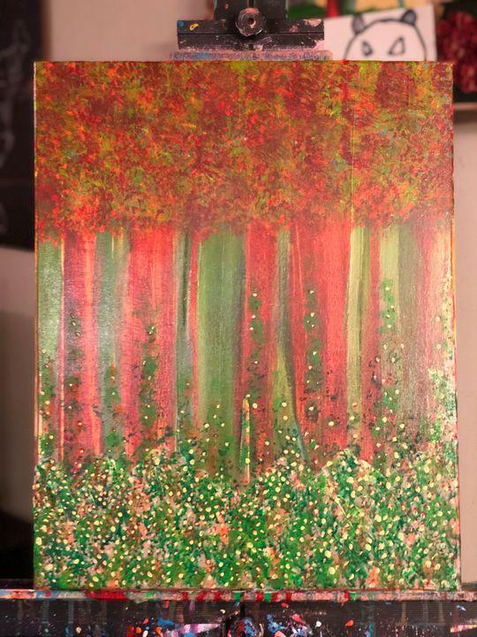 Lovely Woods - Danny Lovato