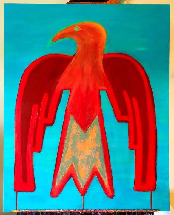 Eagles Fly High - Danny Lovato