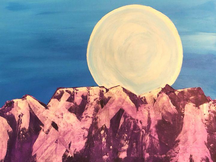 Mount Purps - Danny Lovato