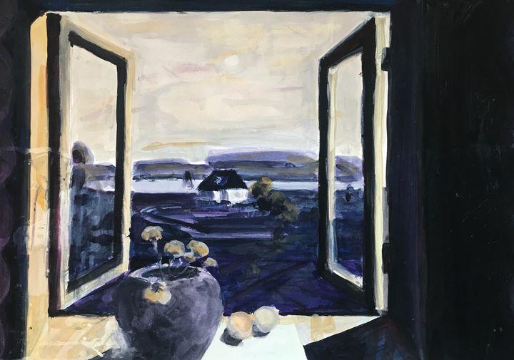 window - Camille Peng