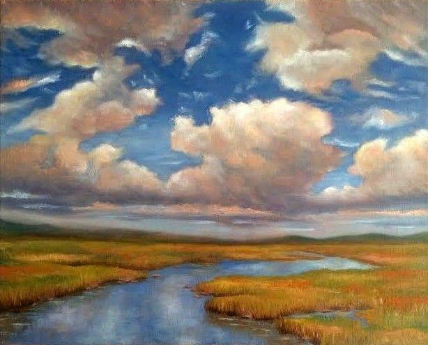 Big Sky and River - Kirk Kerndl