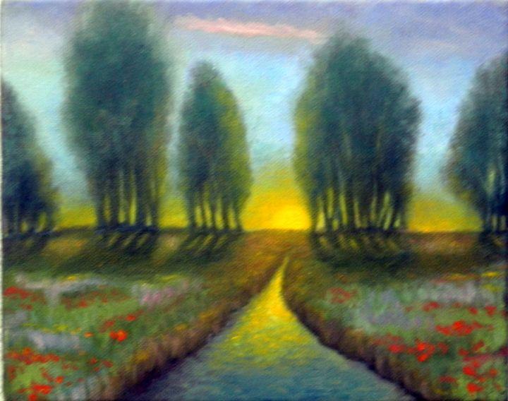Sunset - Kirk Kerndl
