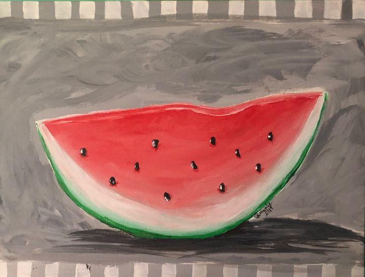 Gray Watermelon - Sasa
