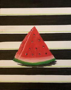 Watermelon Pop Art