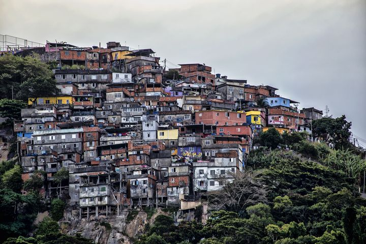 Santa Teresa slum - Ale Coelho Photography
