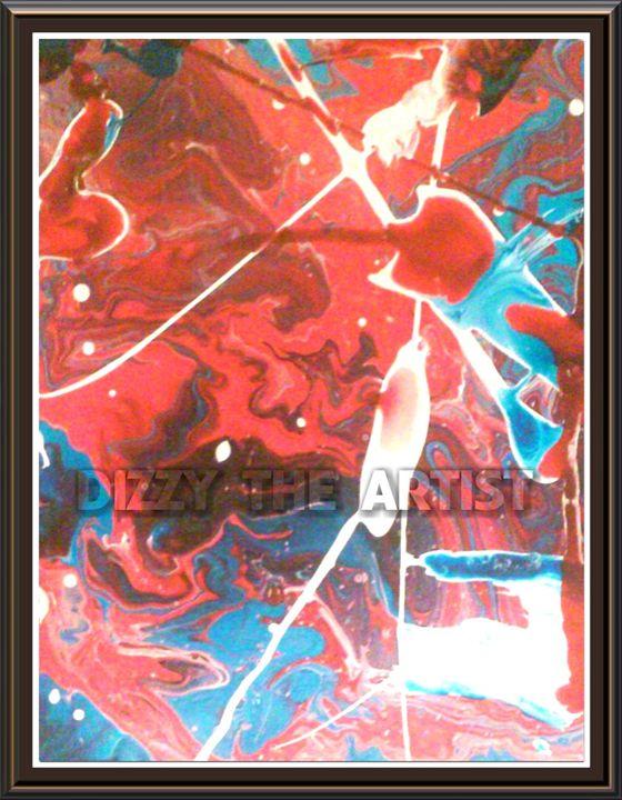 Love Sick - Dizzy The Artist Fine Art & Accessories