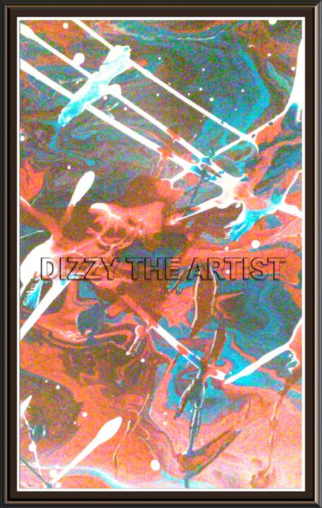 Fight For Righteousness - Dizzy The Artist Fine Art & Accessories