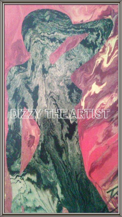 The Essence Of A Woman - Dizzy The Artist Fine Art & Accessories