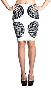 Dime Skirt #8220 - Dizzy The Artist Fine Art & Accessories