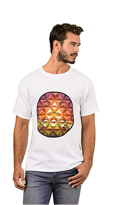 Dime Designer Men's Top #003777 - Dizzy The Artist Fine Art & Accessories