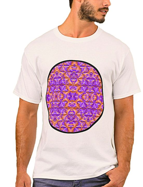 Dime Designer Men's Top #007227 - Dizzy The Artist Fine Art & Accessories