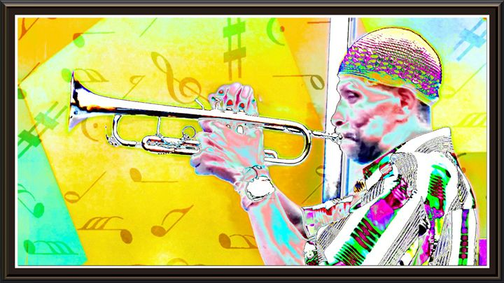 Music To My Ears - Dizzy The Artist Fine Art & Accessories