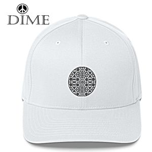 Flex All Fitted Dime Cap - Dizzy The Artist Fine Art & Accessories