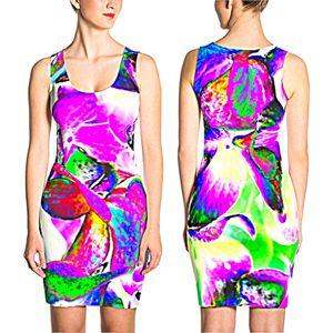 Dime Dress #002186 - Dizzy The Artist Fine Art & Accessories