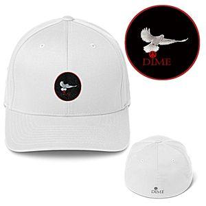Dime Dove Hat #00220 - Dizzy The Artist Fine Art & Accessories