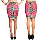 Dime Designer Women's Skirts #004485