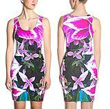 Dime Floral Dress#15771