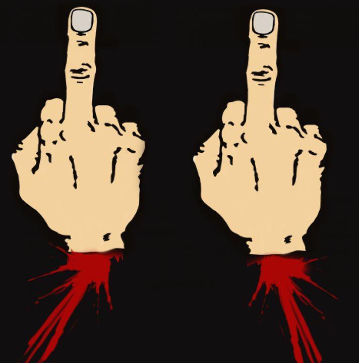 Gruesome Finger - Josh Jerid