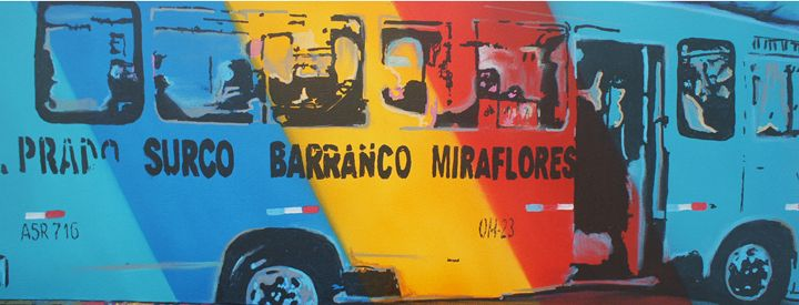 Barranco combi - Gred
