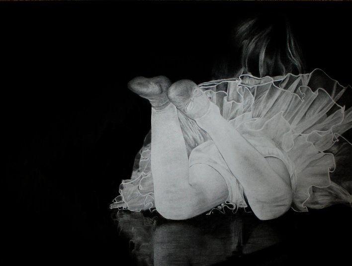 Petite Ballerina - Erin Larwick