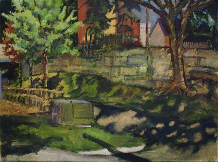 Landscape Study, Lancaster PA - Chalkley Studios