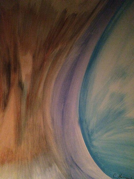 """""""EARTH"""" - C.Gonzalez Art Gallery"""