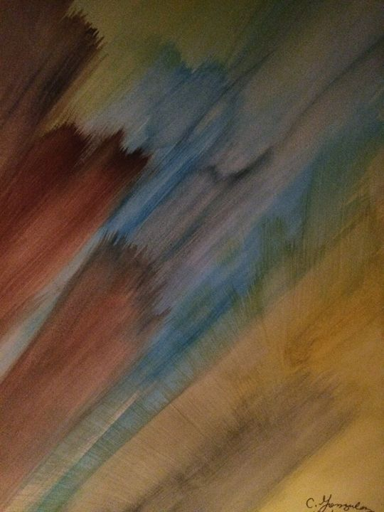 """GLACIER"" - C.Gonzalez Art Gallery"