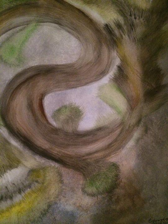 """""""BLOOMING"""" - C.Gonzalez Art Gallery"""