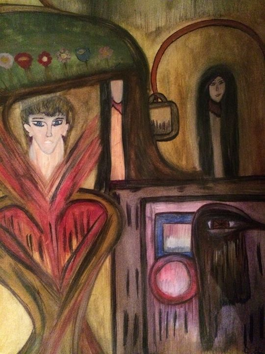 """THE CHOSEN"" - C.Gonzalez Art Gallery"