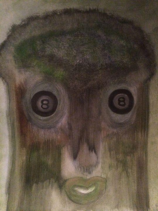 """BULLS EYE"" - C.Gonzalez Art Gallery"