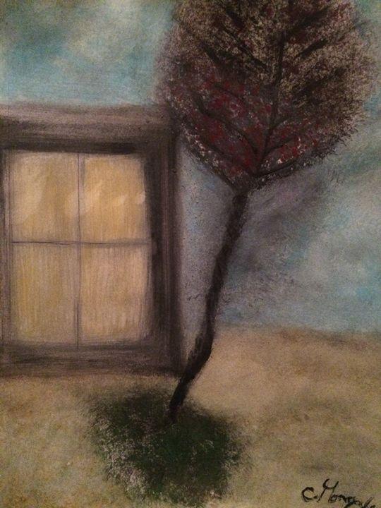 """""""MY LIFE"""" - C.Gonzalez Art Gallery"""
