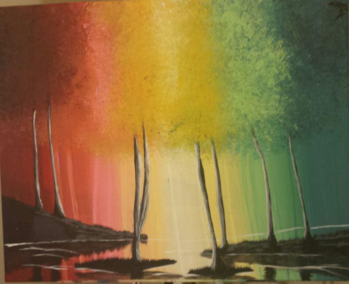 Painting Paradise - Jami's Liquid Visions