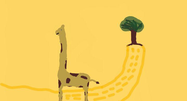 My Giraffe - Joely&Liberty