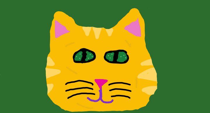 Orange Kitty - Joely&Liberty