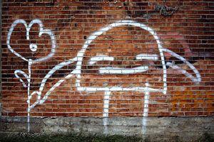 Happy vandalism