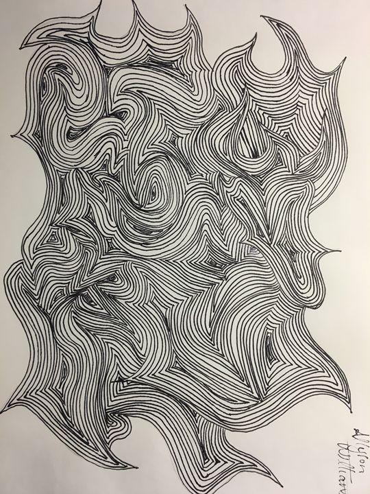 Lines - Allyson Williams