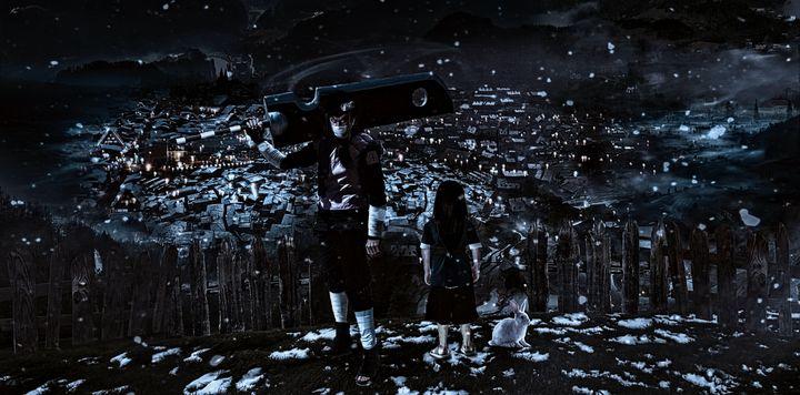 Hidden by mist - Shibuz4