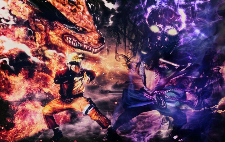 Ethernal rivals - Shibuz4