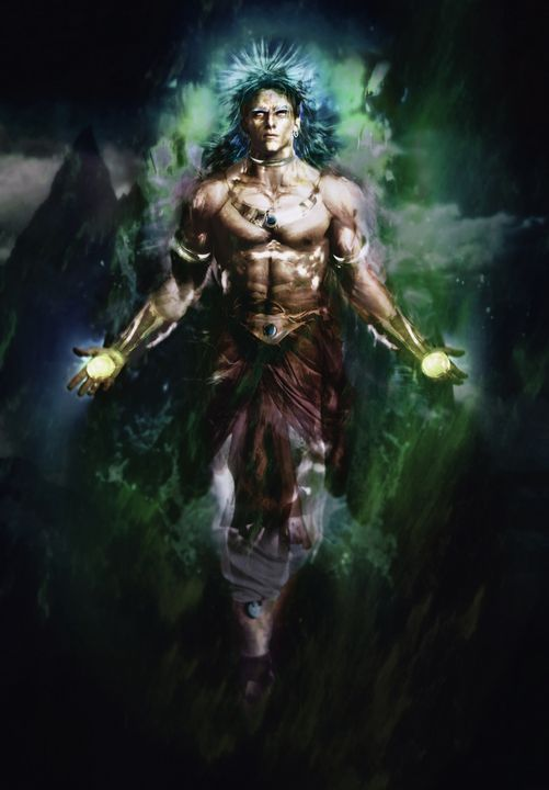The Saiyan of legend - Shibuz4