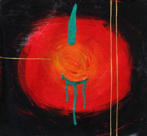 Love and destruction - orange IV