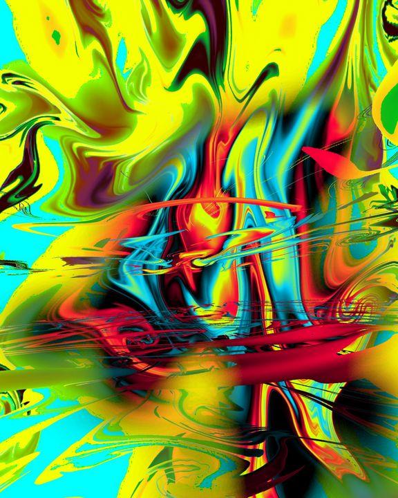 Bc cat 0170 - BC Cats Art