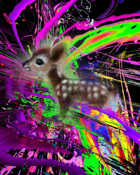 Bc cat 0183 - BC Cats Art