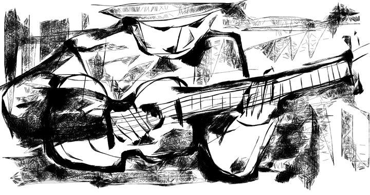 Guitar Player - KSM