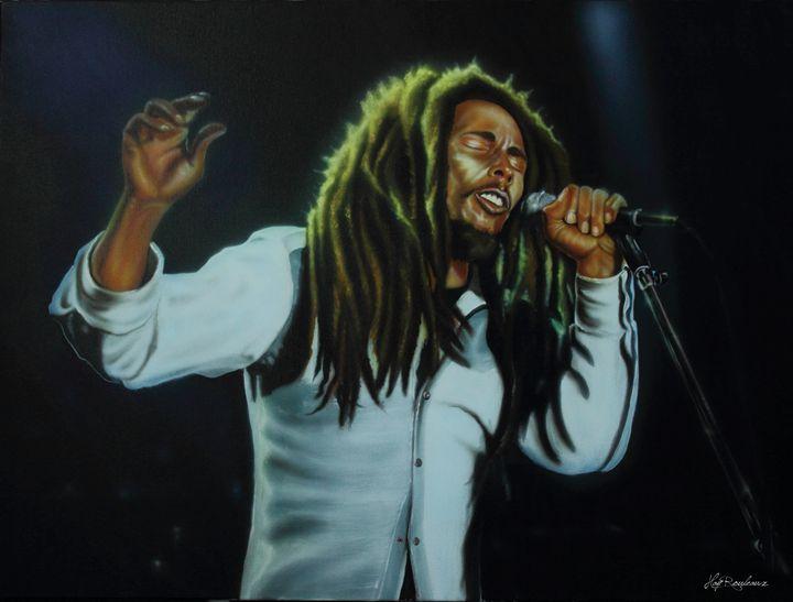 Bob Marley - Roulart
