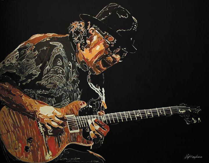 Carlos Santana - Roulart