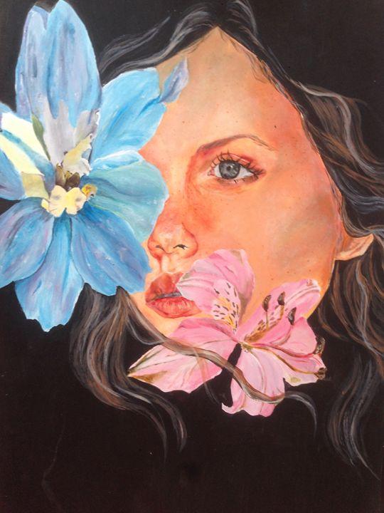Flower queen - tralalabrush