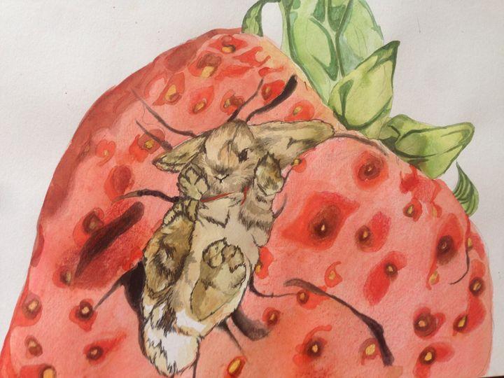 Sweet strawberry - tralalabrush