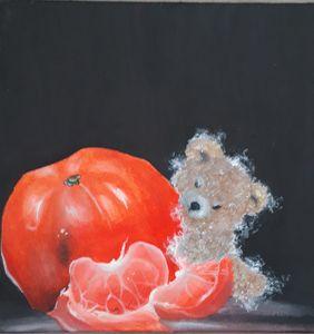 Tedy  bear love