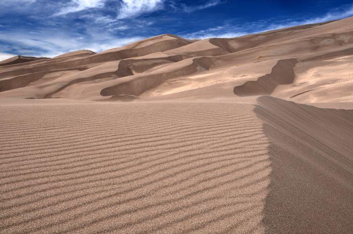 Great Sand Dunes - Silver Branch Studios