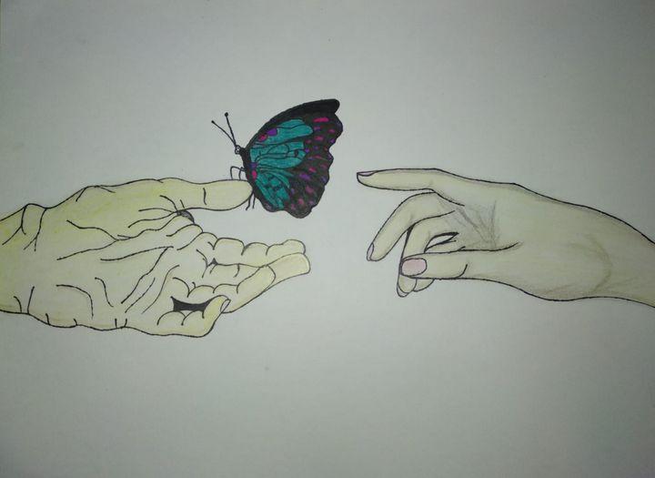 Hands - Ambika